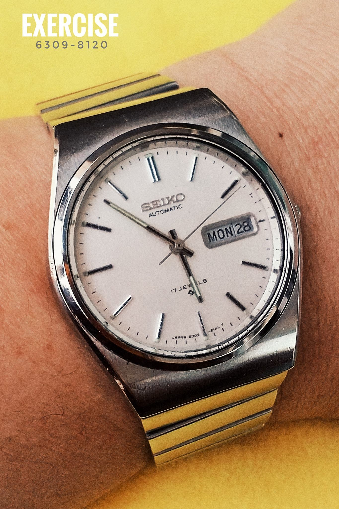 74e8fe0dad3c Seiko Archives - Page 4 of 9 - Coolest Vintage