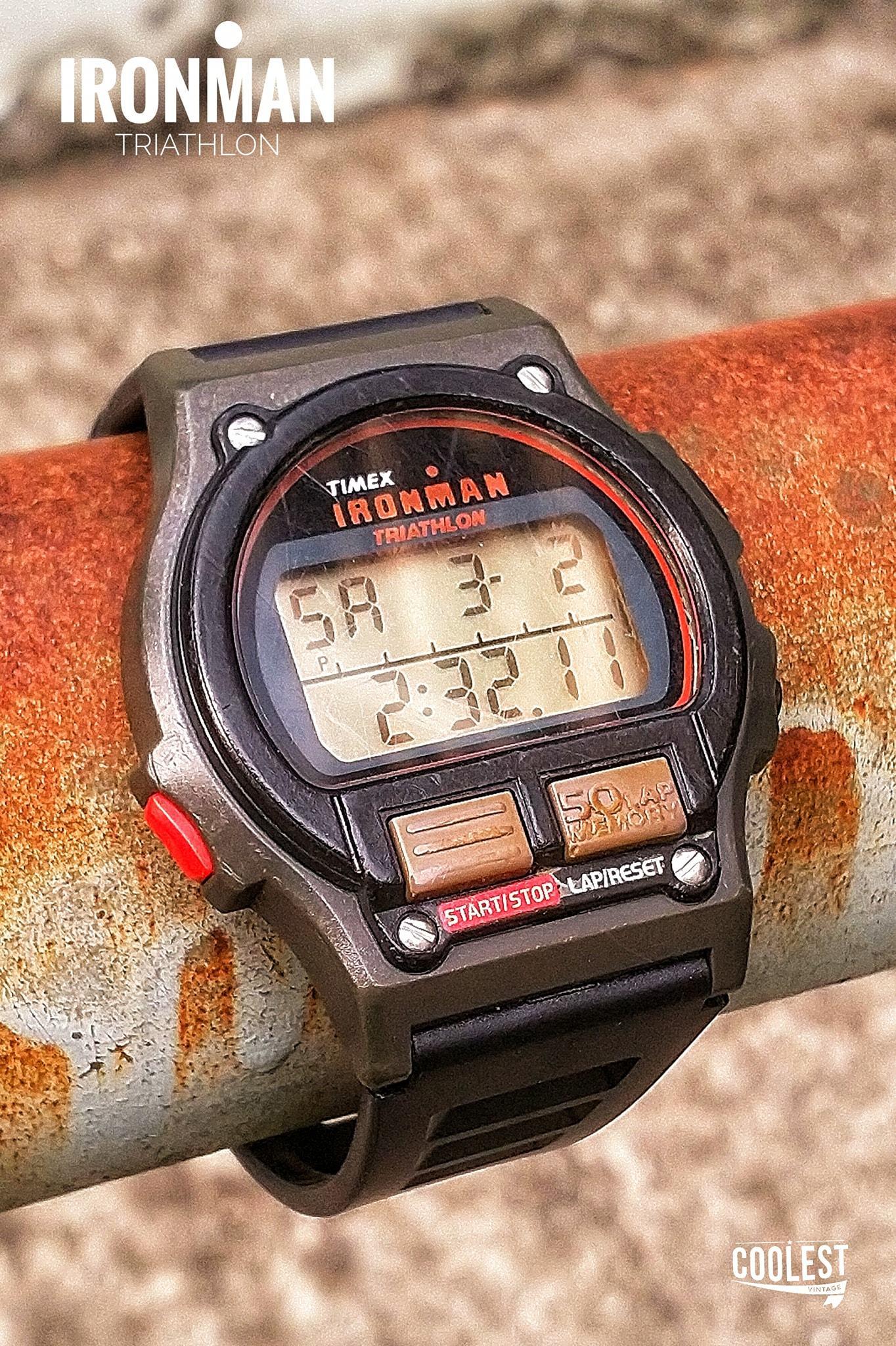 Timex Ironman Triathlon - 1st Gen