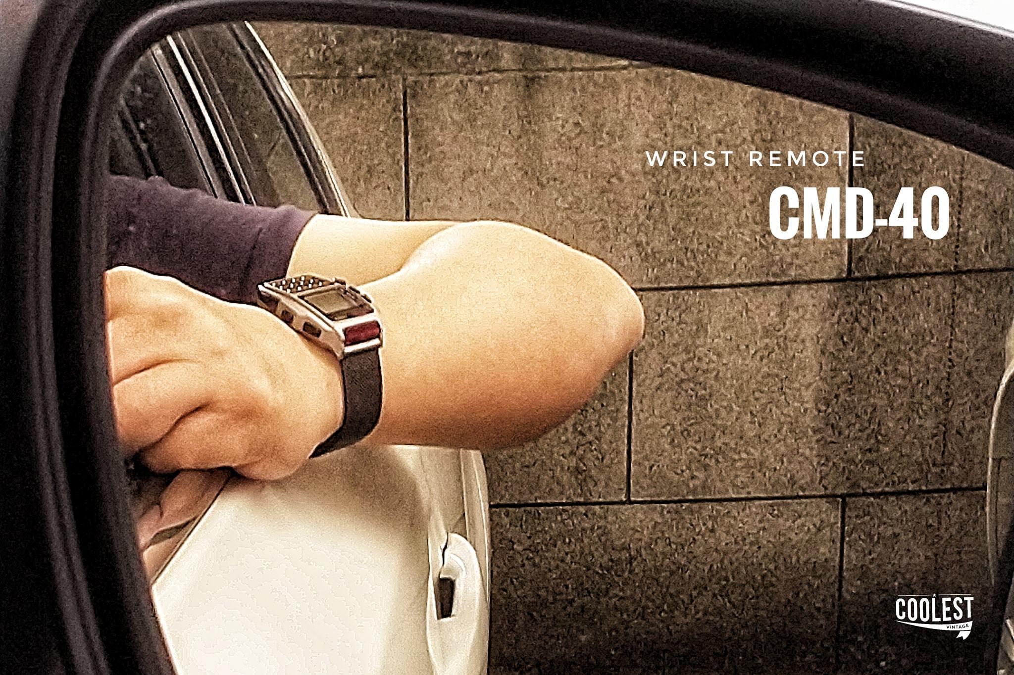 Casio Wrist Remote Controller CMD-40